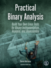 practical binary analysis book front page
